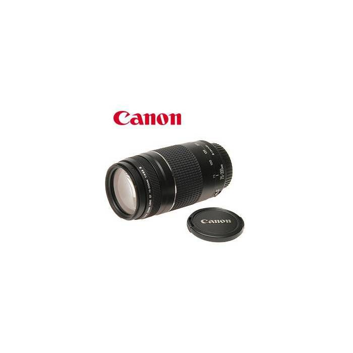 CANON 75-300 LENS  - HED�YEL�D�R