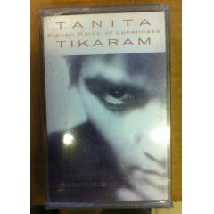 TANITA TIKARAM - ELEVEN KINDS OF KASET SIFIR