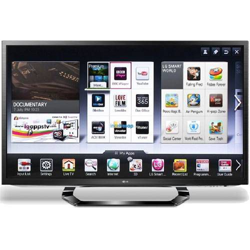 LG 42LM620s 106 Ekran 3D Smart Tv Led Televizyon
