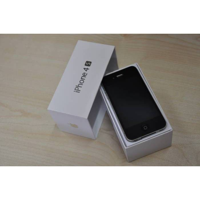 S�f�r Apple iPhone 4S 32GB Siyah