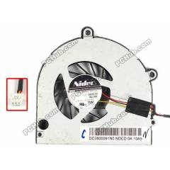 Toshiba A665 Laptop CPU Fan G75R05MS1AD