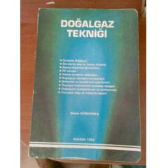 DO�ALGAZ TEKN��� HASAN G�NDO�MU� 1993