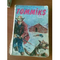 TOMM�KS NO 23 / 50 L�RA/ /TOM M�KS