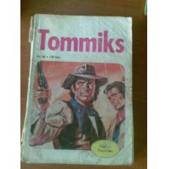 TOMM�KS NO 86 / 100 L�RA/CEYLAN Y. /TOM M�KS