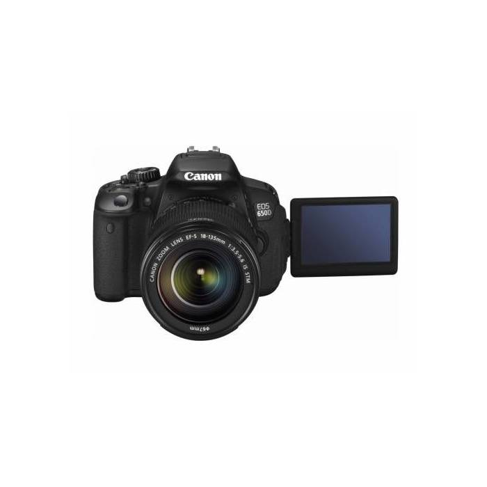 Canon Eos Canon 650D 18-135mm IS STM Lens Kit
