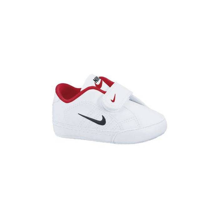 Nike FIRST COURT 314560-106 BEBEK PAT�K 19,5#