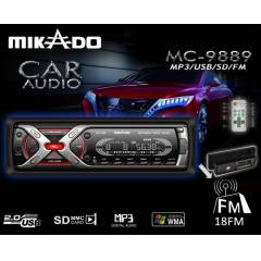 MIKADO MC-9889 ARABA TEYBI MP3/USB/SD/FM DESTEKL
