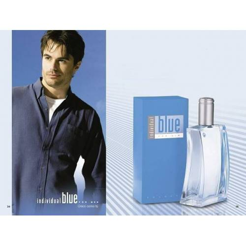 AVON INDIVIDUAL BLUE FOR HIM 100 ML. ŞOK FİYAT