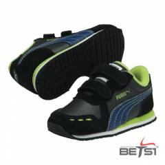 Puma Cabana Racer 351980-03 BEBEK AYAKKABISI 21#