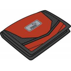 Puma FOUNDATION WALLET - 063314-03 G�NL�K C�ZDAN