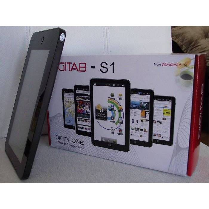 DIGITAB - S1 Tablet PC