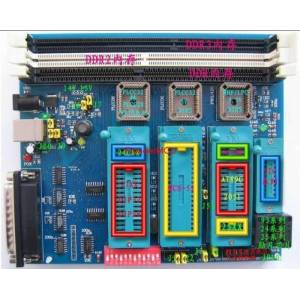 ...All in 1,Bios programer,2011 version, support DDR3,51/PIC MCU,EPROM,EEPROM,FLASH,Willem Programmer PCB50.