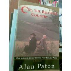 CRY THE BELOVED COUNTRY ALAN PATON