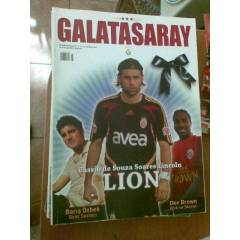 GALATASARAY DERG�S� 61/LION-LINCOLN/KASIM 2007