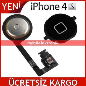 APPLE iPHONE 4S HOME TU�+FLEX KABLO Ayn�G�nKargo
