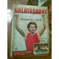 GALATASARAY DERG�S� 75/LION-LINCOLN/OCAK 2008