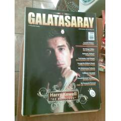 GALATASARAY DERG�S� 72HARRY KEWELL/EK�M 2008