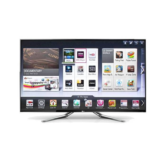 LG 55LM960V 140 EKRAN 3D LED SMART TV