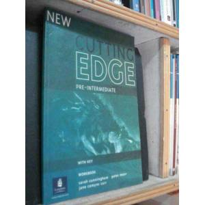 NEW CUTTING EDGE -PRE INTERMEDIATE- WORKBOOK