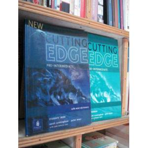NEW CUTTING EDGE -PRE INTERMEDIATE- TAKIM