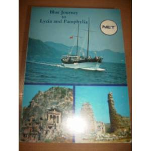 blue journey to lycia and pamphylia -ilhan ak�it