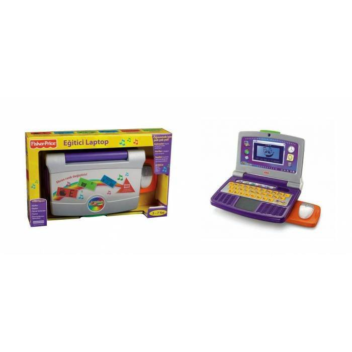 Fisher-Price E�itici Laptop
