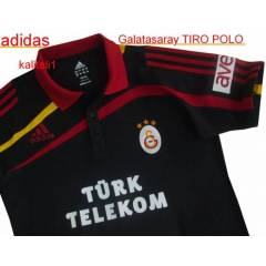 AD�DAS GALATASARAY POLO  T-SH�RT =36/38= S�PER