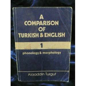 A comparison of Turkish&English 1 phonology morp
