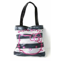 HELLO KITTY  SEGUIN  PULLU TOTE �ANTA