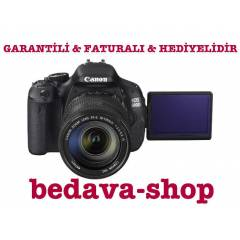 CANON EOS 600 D 18-135 IS KIT *HED�YEL�D�R*