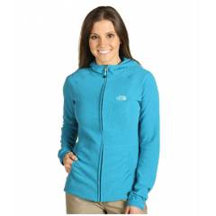 The North Face Bayan Polar Kap�onlu Mavi XSmall