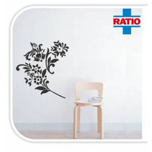 Ratio Fall Duvar Sticker Model: T8029