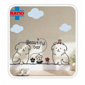 Ratio Beautiful Day Duvar Sticker Model NO:T7027