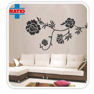 Ratio Fauve Duvar Sticker Model No: T7037