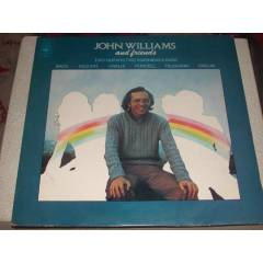 john williams bach mozart m�zik lp plak