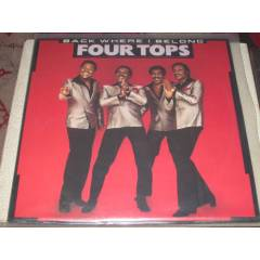 four tops m�zik plak nadir  lp