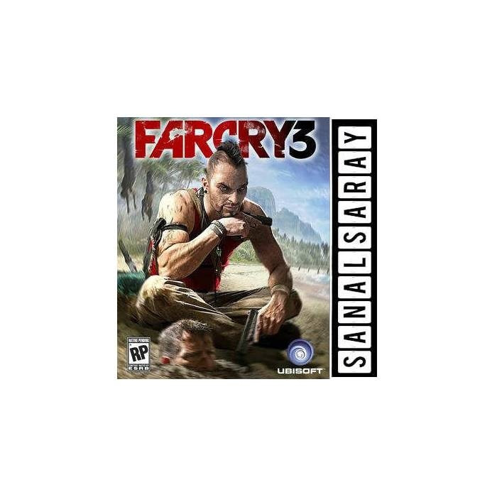 Far Cry 3 Ubisoft Farcry 3 Orjial Cd Key + DLC