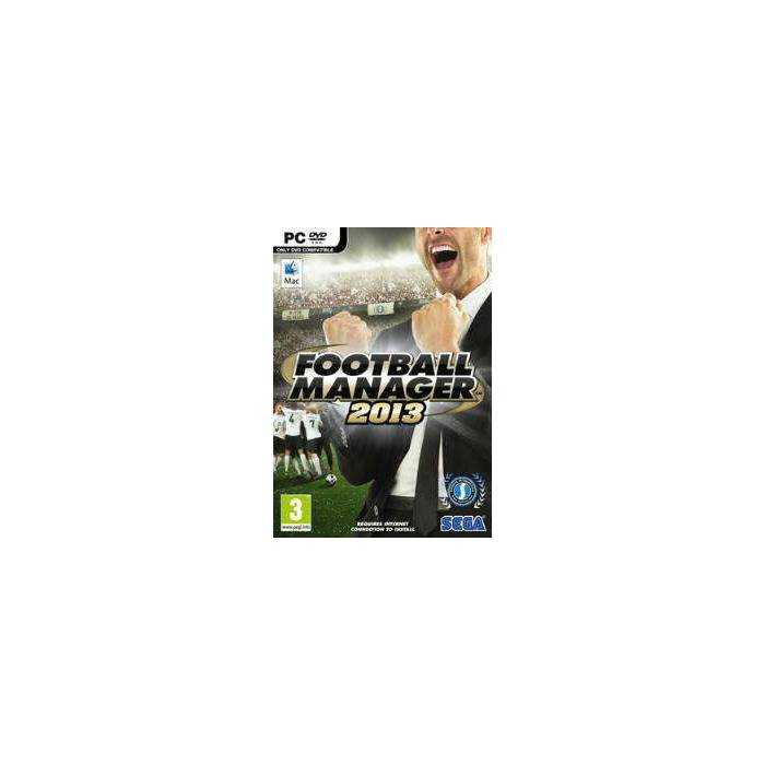 FM 2013 FOOTBALL MANAGER 2013 STEAM KEY