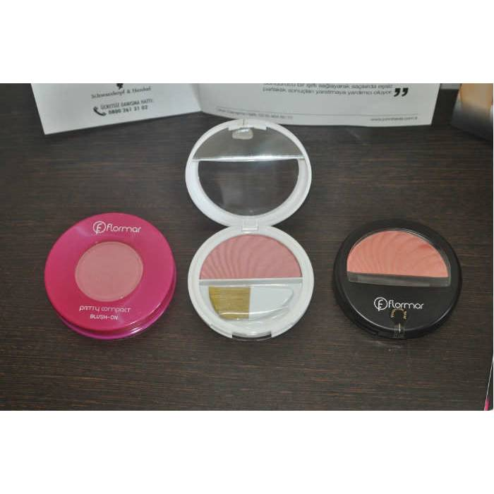 Flormar Blush on All�k 185 pembemsi