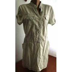 DEN�M WOMAN COLLEZ�ONE  XL BEDEN COTTON ELB�SE