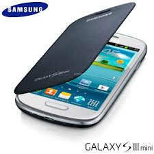 SAMSUNG GALAXY S3 mini i8190 Flip Cover K�l�f