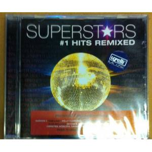 SUPERSTARS #1 HITS REMIXED KARI�IK CD SIFIR