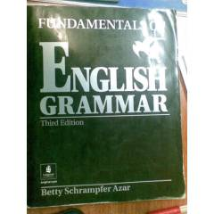 AZAR FUNDAMENTALS OF ENGLISH GRAMMAR TH�RD ED�T�