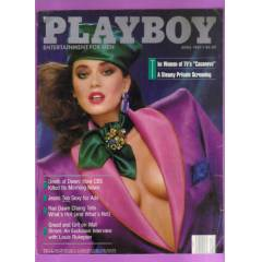 PLAYBOY EROT�K DERG�-1987 APRIL