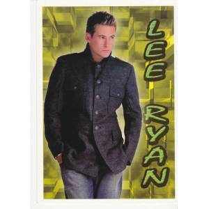 LEE RYAN (BLUE) KARTPOSTALI