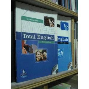 TOTAL ENGLISH - ELEMENTARY- STUDENTS&WORKBOOK