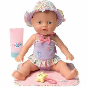 KAMPANYA My Little Baby Born Splashing Baby Doll