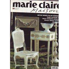 SDR@MARIE CLAIRE MAISON.MAYIS 1998.BAH�E MOB�LYA