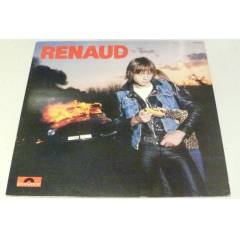 RENAUD - Ma Gonzesse , LP 1979 , Polydor
