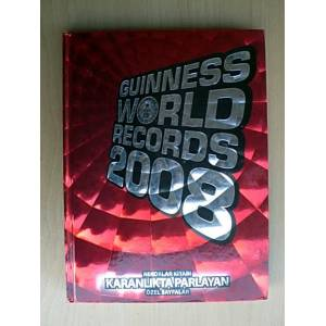 GUINNESS WORLD RECORDS 2008 REKORLAR K�TABI